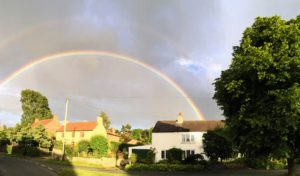 Exelby Rainbows